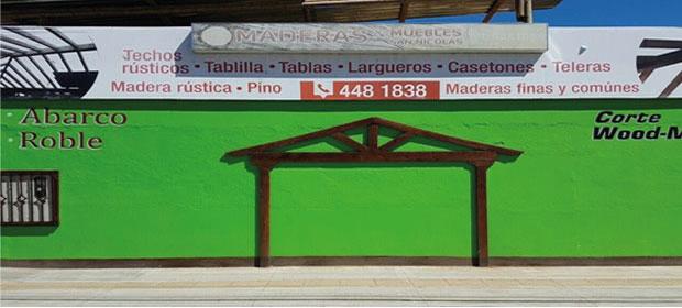 Maderas Y Muebles San Nicolás - Imagen 1 - Visitanos!