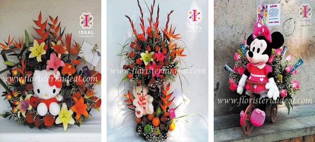 Floristería Ideal - Imagen 2 - Visitanos!