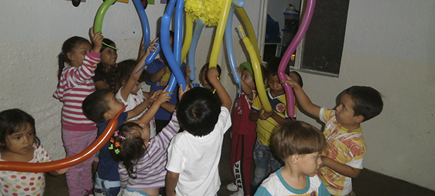 Fundación Mundo Mejor - Imagen 4 - Visitanos!