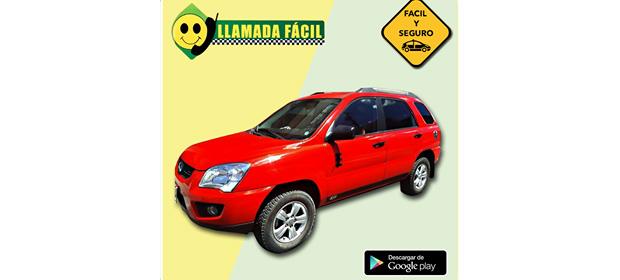 Taxi Llamada Fácil S.A
