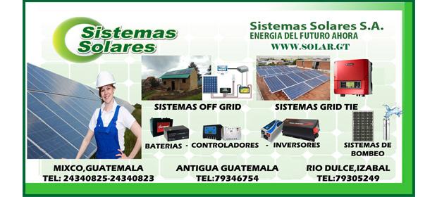 Sistemas Solares, S. A.