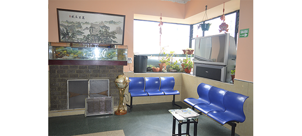 Restaurante Casa Guang Zhou