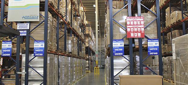 Blue Logistics