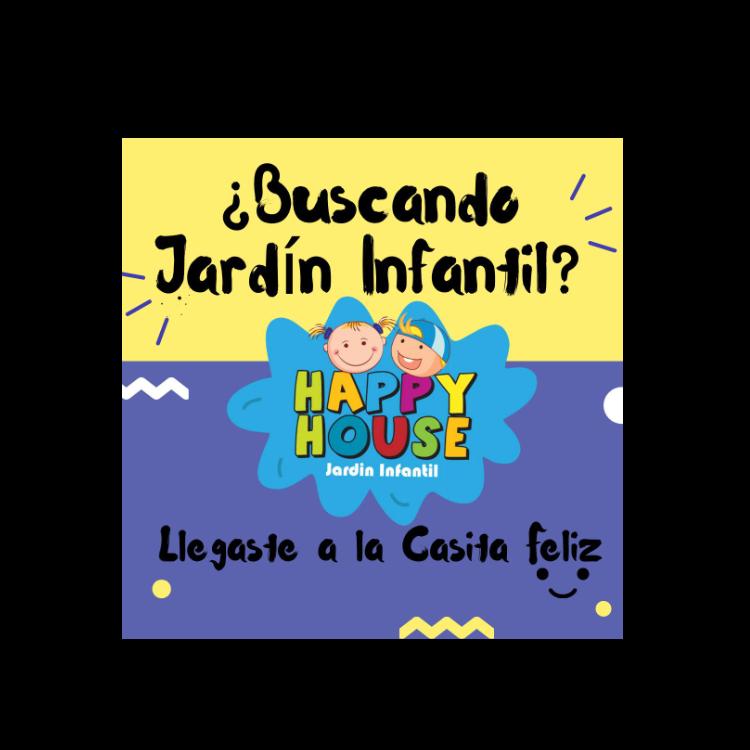 Jardín Infantil Happy House - Imagen 1 - Visitanos!