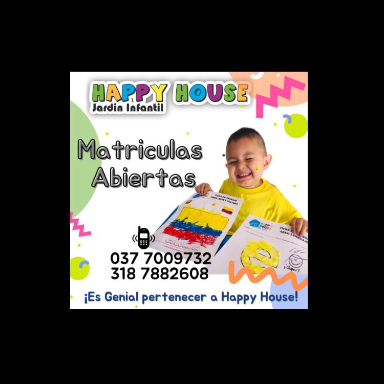 Jardín Infantil Happy House - Imagen 2 - Visitanos!