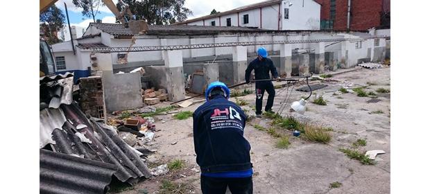Jh Demoliciones Y Excavaciones