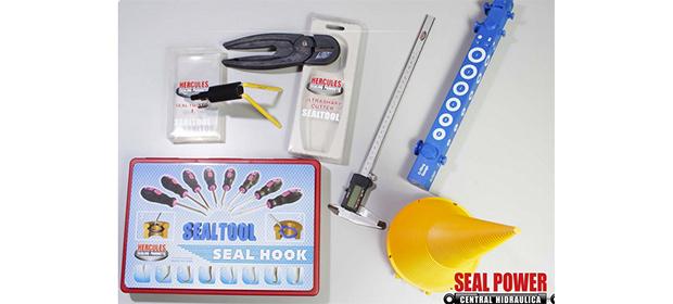 Seal Power Central Hidraulica