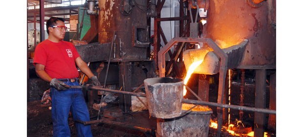 Metalcast Foundry