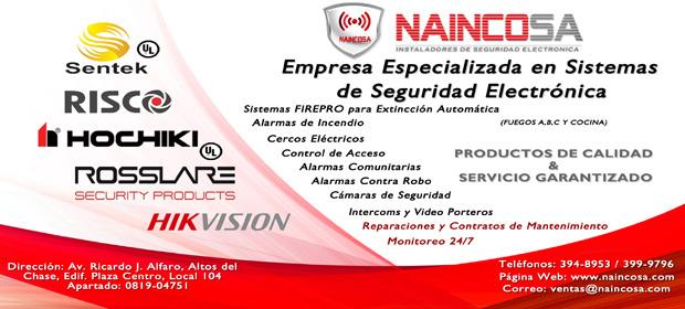 Alarmas Naincosa - Imagen 4 - Visitanos!