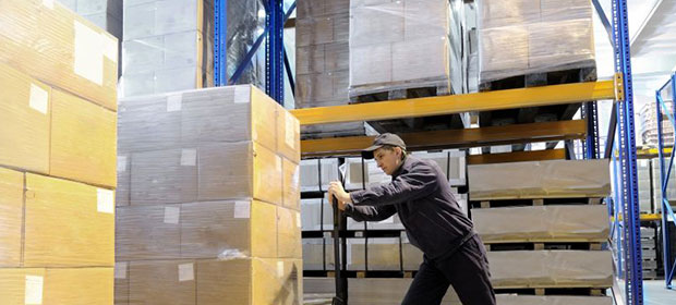 Warehouse Rack S.A.