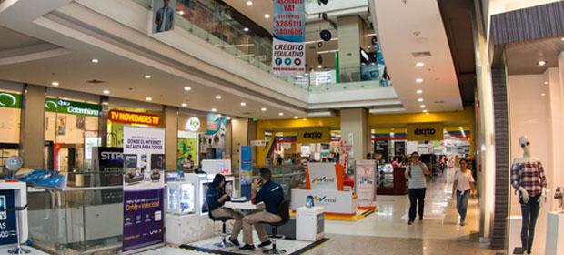 Centro Comercial Parque Arboleda - Imagen 4 - Visitanos!