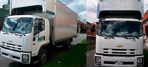 Trasteos Y Transportes De Mercancías Por Menor Y Mayor