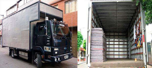 Transportes De Mercancías Y Mudanzas Por Lo Menor Y Mayor