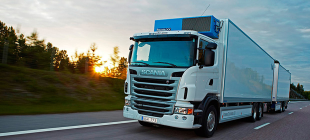 Import Express Logistic