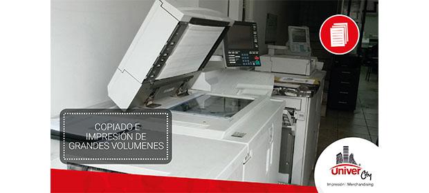 Univercity Sas - Centro De Impresión Y Merchandising – Servicios Inmediatos