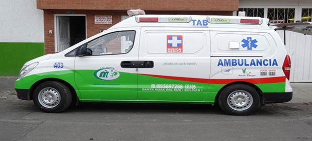 Ambulancias Y Dotación Hospitalaria Salud Cóndor S.A.S.