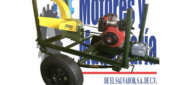 Motores Y Maquinaria De El Salvador S.A. De C.V. - Imagen 2 - Visitanos!