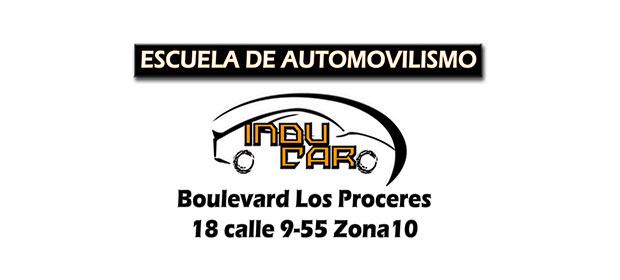 Escuela De Automovilismo Inducar
