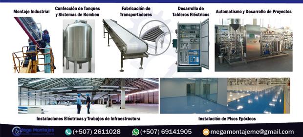 Mega Montajes Mecánicos Y Electromecánicos - Imagen 5 - Visitanos!