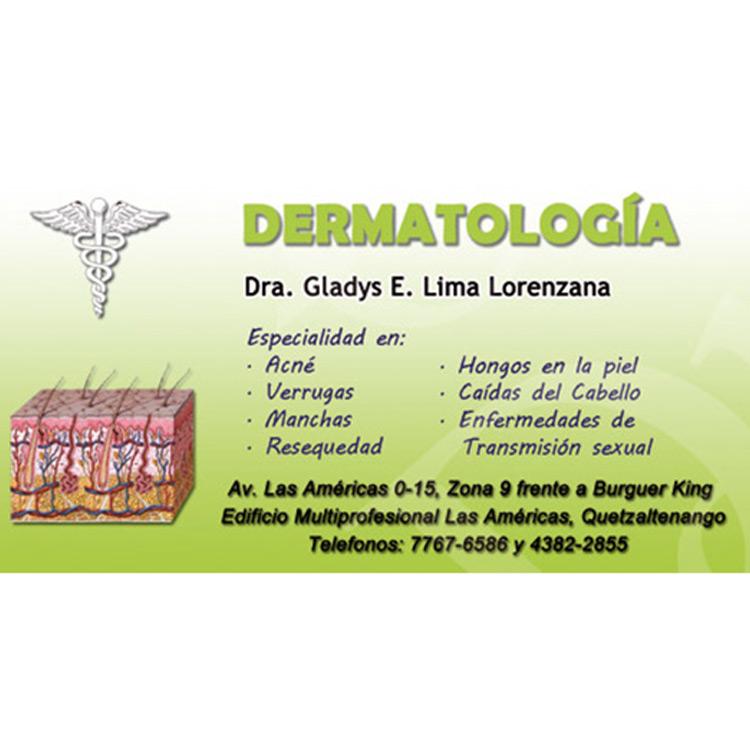 Dra Gladys Lima Lorenzana