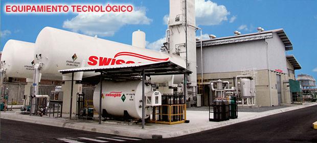 Swissgas Del Ecuador