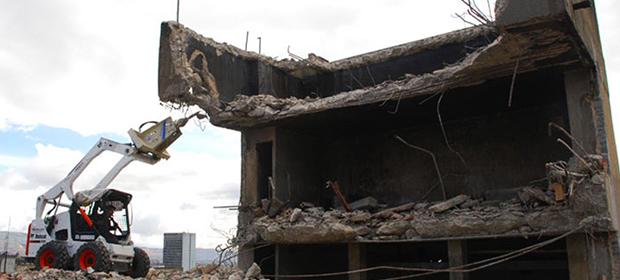 Abastecer Demoliciones