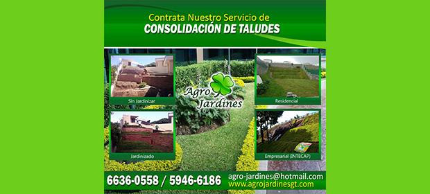 Agro Jardines - Imagen 1 - Visitanos!