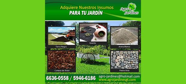 Agro Jardines - Imagen 3 - Visitanos!