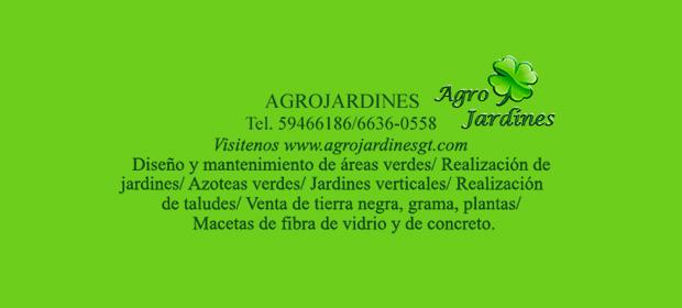 Agrojardines