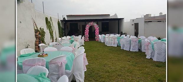 Eventos Los Olivares Jardín Y Salón - Imagen 3 - Visitanos!
