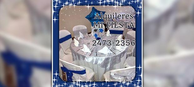 Alquifiestas Mi Fiesta - Imagen 4 - Visitanos!