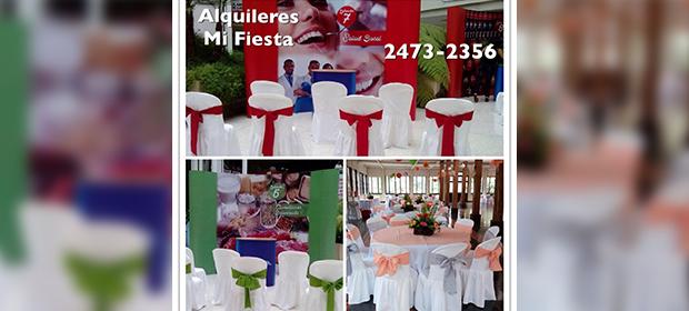 Alquifiestas Mi Fiesta - Imagen 5 - Visitanos!