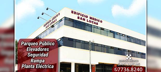 Edificio Médico San Lucas Quetzaltenango - Imagen 1 - Visitanos!