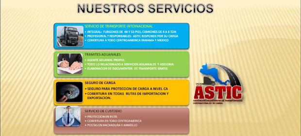 Asociación Salvadoreña De Transportistas Internacionales De Carga (Astic) - Imagen 4 - Visitanos!