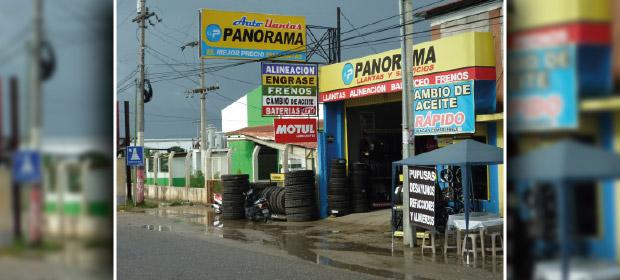 Autollantas Panorama