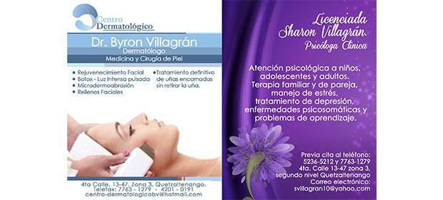Dr. Byron Villagran