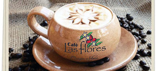 Cafe Las Flores