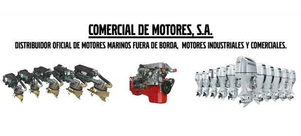 Comercial De Motores, S A
