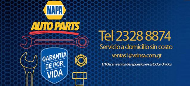 Napa Auto Parts Y Autocare Center