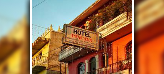 Hotel Pixcayá - Imagen 1 - Visitanos!
