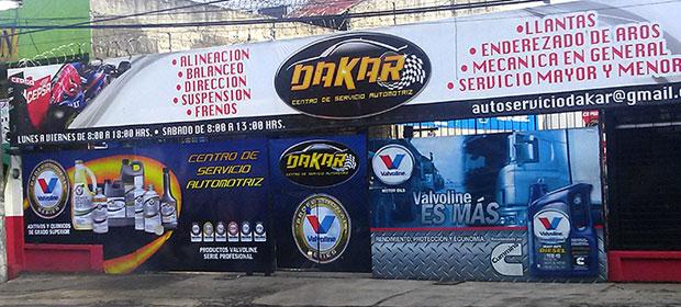 Taller Dakar - Imagen 5 - Visitanos!
