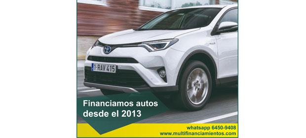 Financiera Multifinanciamientos S.A. - Imagen 5 - Visitanos!
