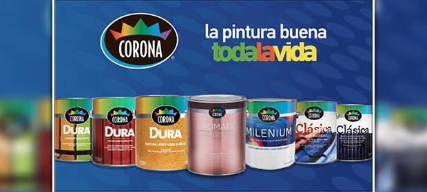 Pinturas Corona