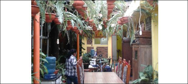Hotel Casa Del Viajero