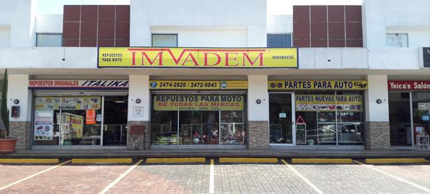 Italika - Imvadem
