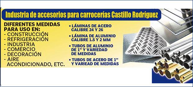 Industrias De Accesorios Para Carrocerias Castillo Rodriguez
