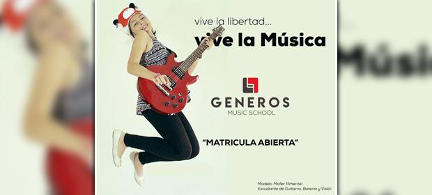 Generos Music School