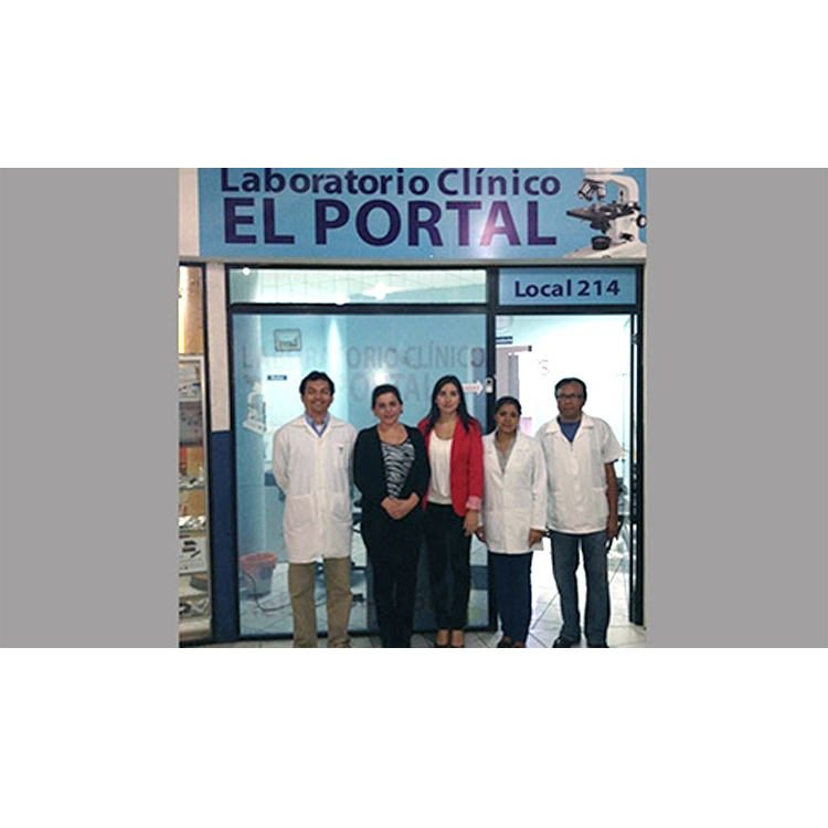 Laboratorio Clínico El Portal - Imagen 5 - Visitanos!