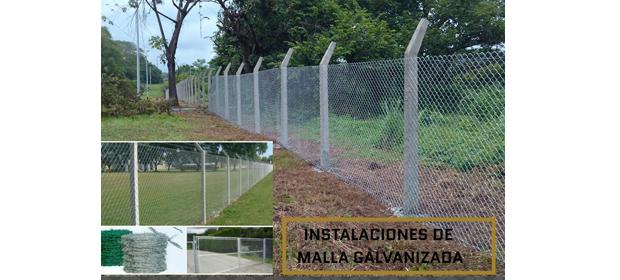 Cercos Perimetrales Madelsa