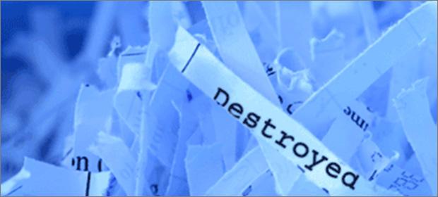 Dsdc - Destrucción Segura De Documentos Confidenciales